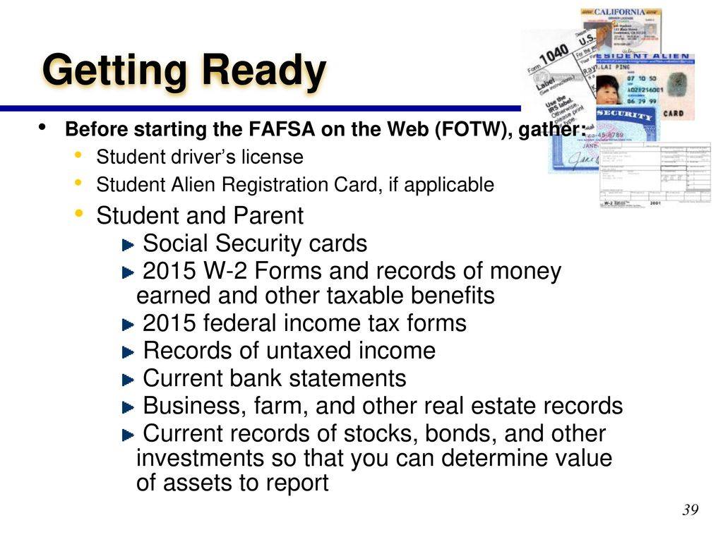 What you need to know about Financial Aid for - ppt download