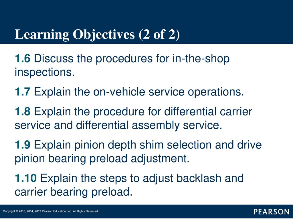 Manual Drivetrains and Axles - ppt download