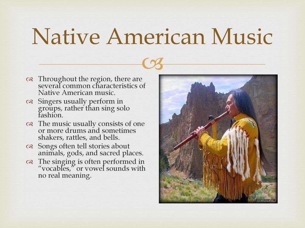 Music of the United States and Canada - ppt download