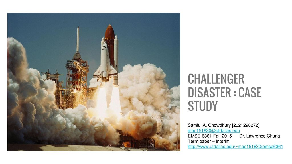 space shuttle challenger root cause - photo #22