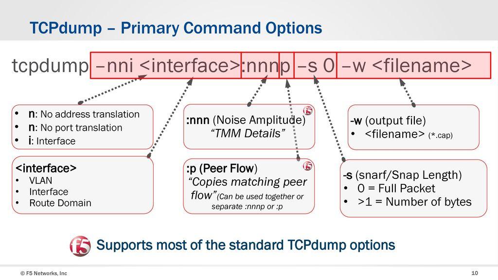 F5 Telnet Command