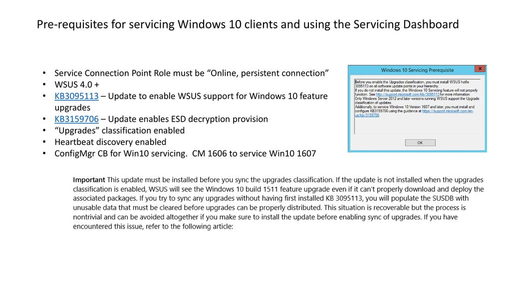Windows 10 Servicing in the Real World Russ Rimmerman Sr - ppt download
