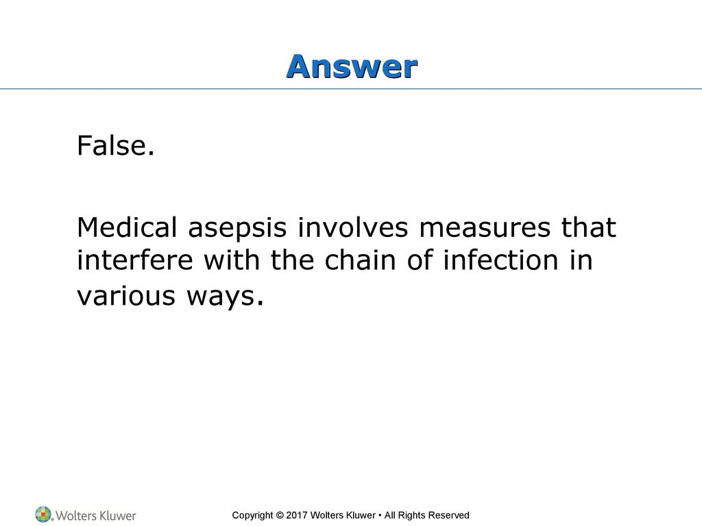 Asepsis - this is what kinds, methods, principles and conditions of asepsis 9