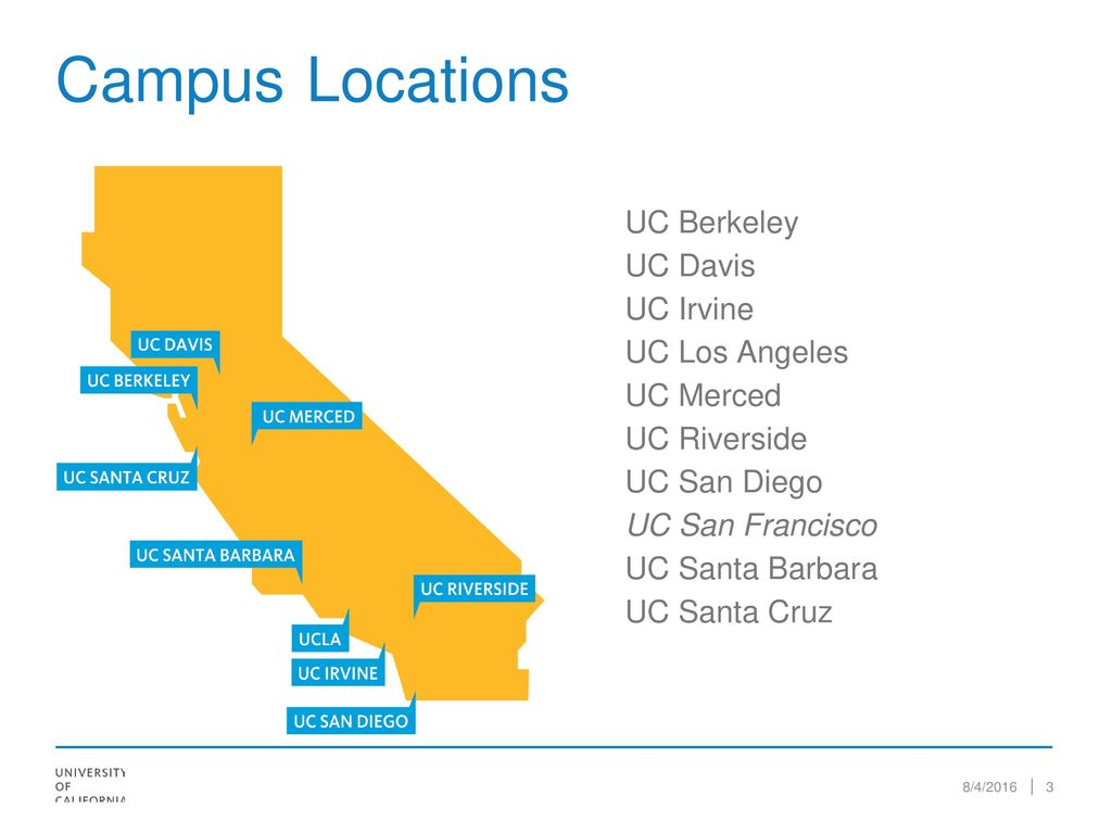 Introducing The University Of California Ppt Download Electrical Engineering 4 Year Plan Uc Davis Campus Locations Berkeley Irvine Los Angeles