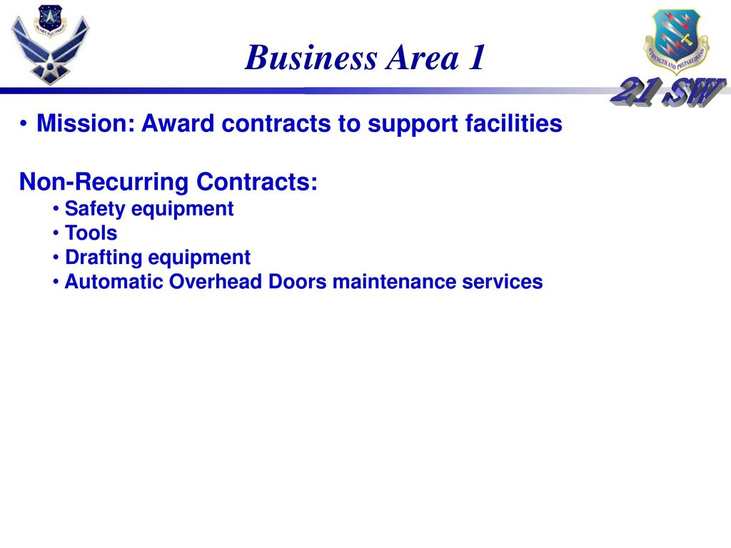Sbdc Industry Brief For Peterson Afb Small Business Programs Ppt Overhead Door Wiring Diagram Model Sdb 101 11