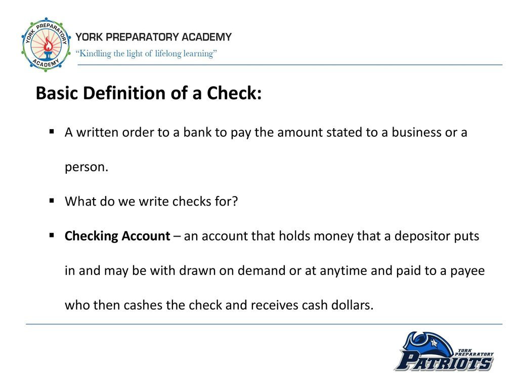 personal finance checking accounts presented by mrs. bowden. - ppt