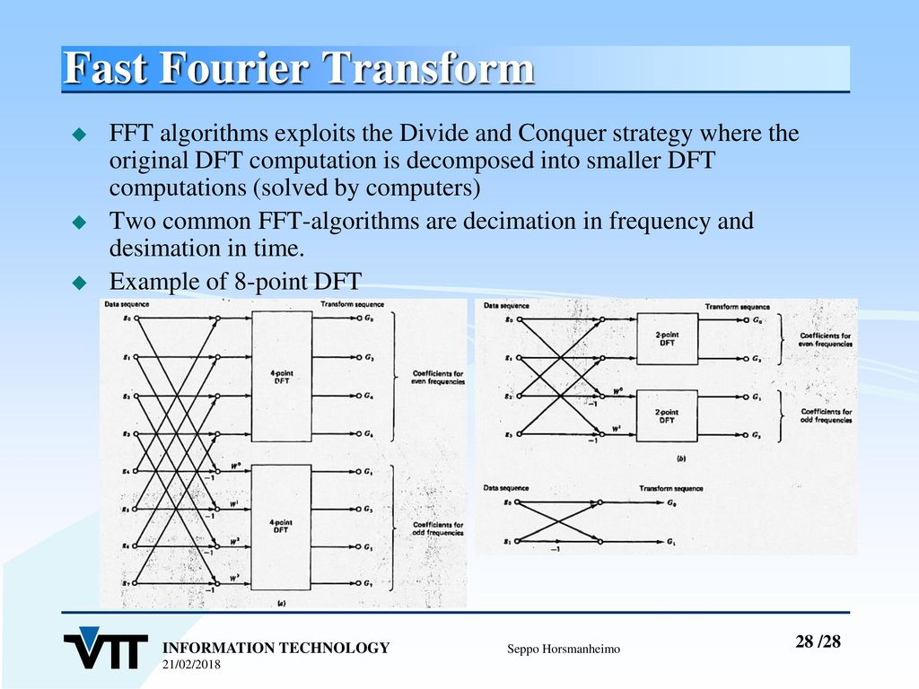 Representation of Signals and Systems (Chapter II) - ppt