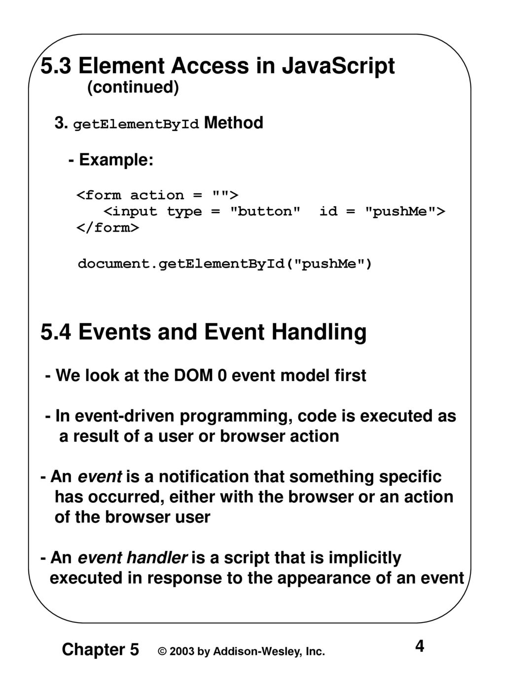 5 1 JavaScript Execution Environment - ppt download