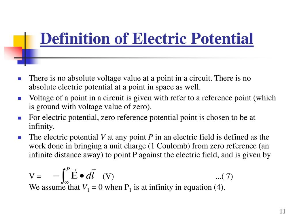 Chapter 2 Electrostatics Ppt Download Electric Potential In A Circuit Definition Of