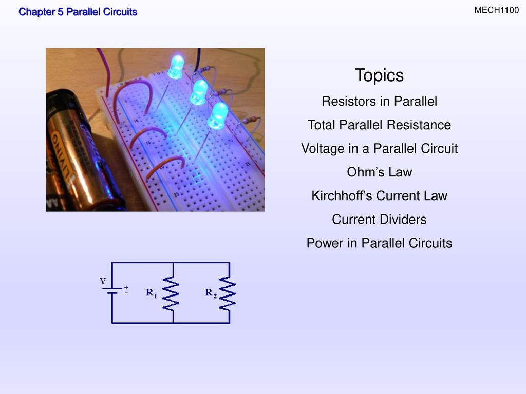 Topics Resistors In Parallel Total Resistance Ppt Download Simple Voltage Divider Question Electrical Engineering