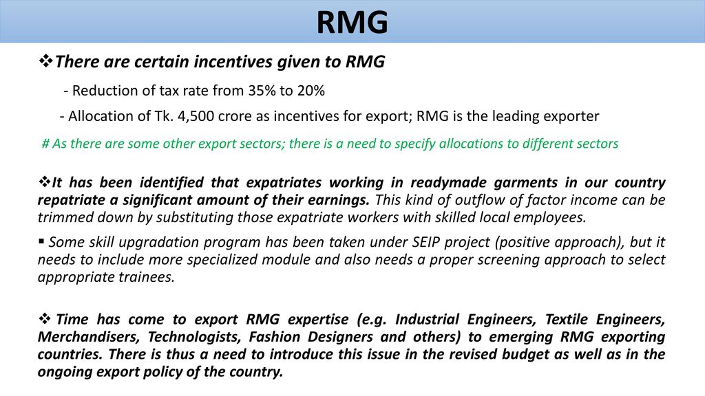 Industry, SME & Trade Prepared By: Group-4 Motahar Hosen