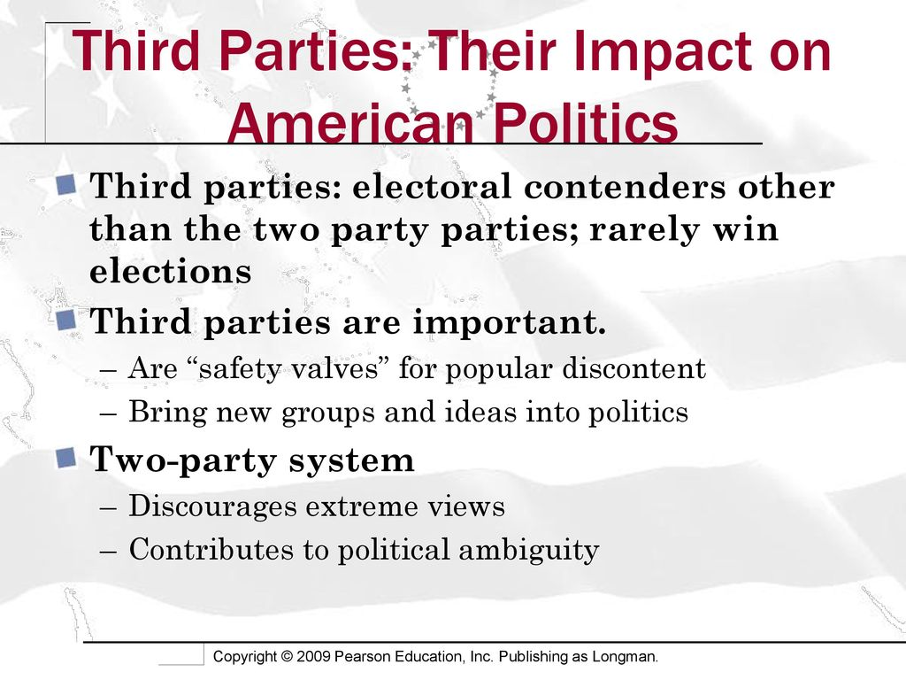 why are third parties important