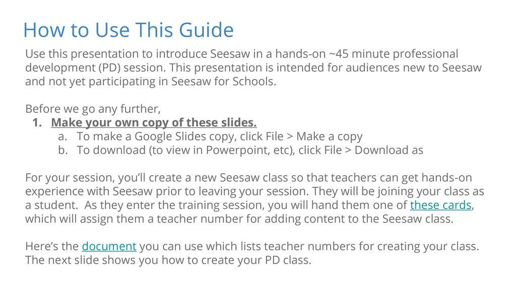 Interactive Teacher Training - ppt download