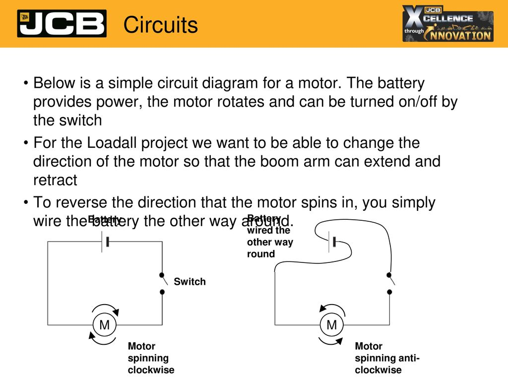 Loadall Challenge Ppt Download Simple Power Switching Circuit Diagram 8 Circuits Below Is A