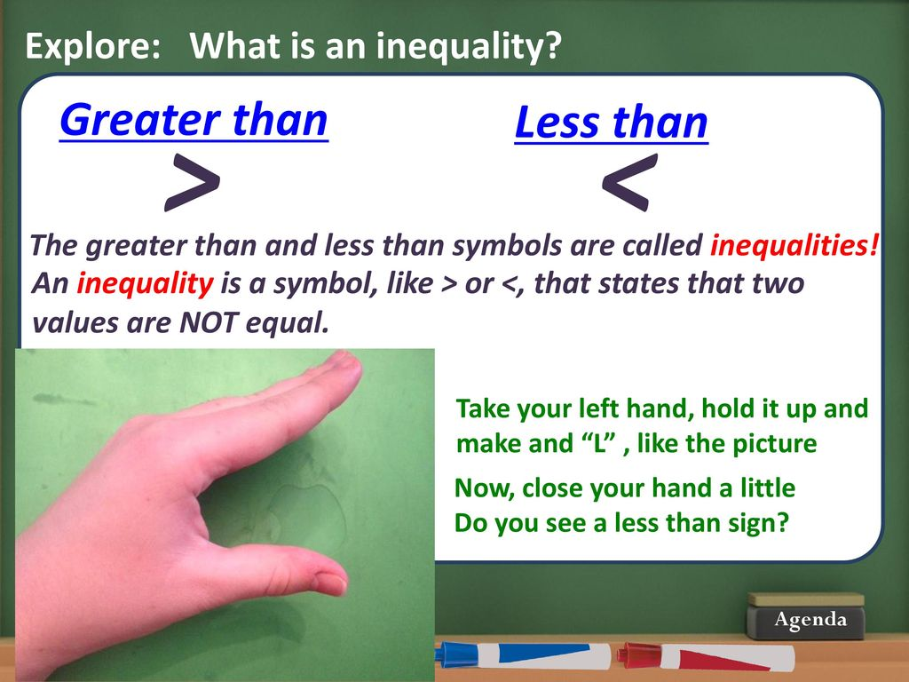 Introduction To Inequalities In The Real World Ppt Download