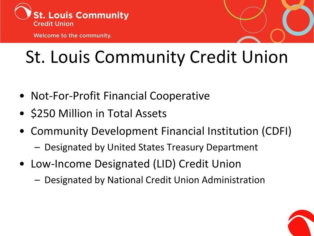 St Louis Community Credit Union Ppt Download
