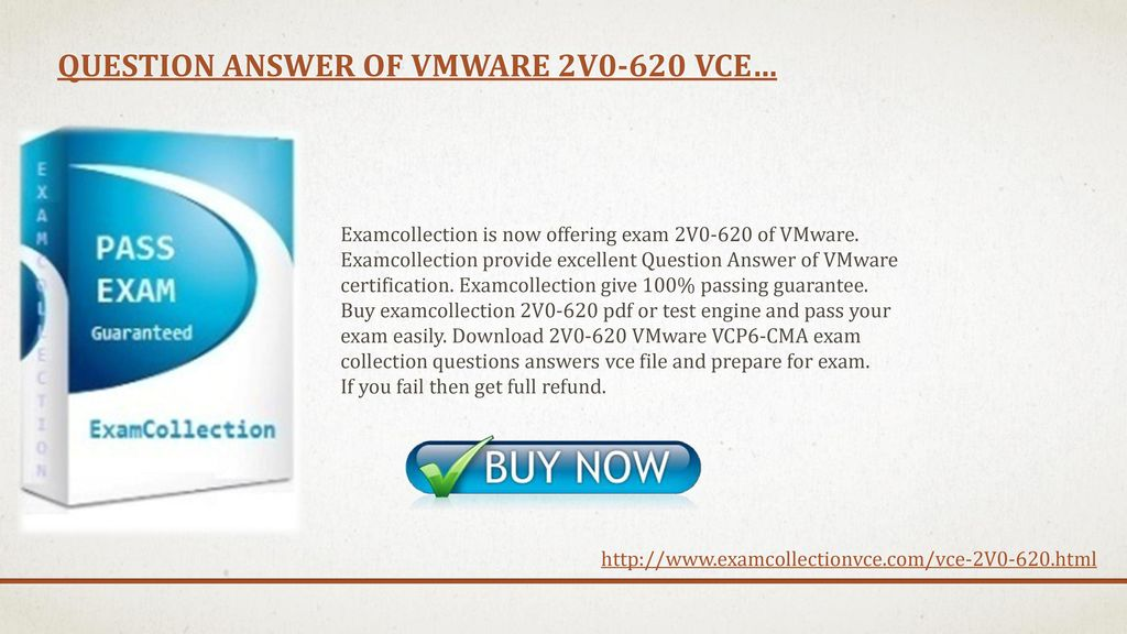Vsphere 6 Foundations Beta Question Answer Ppt Download