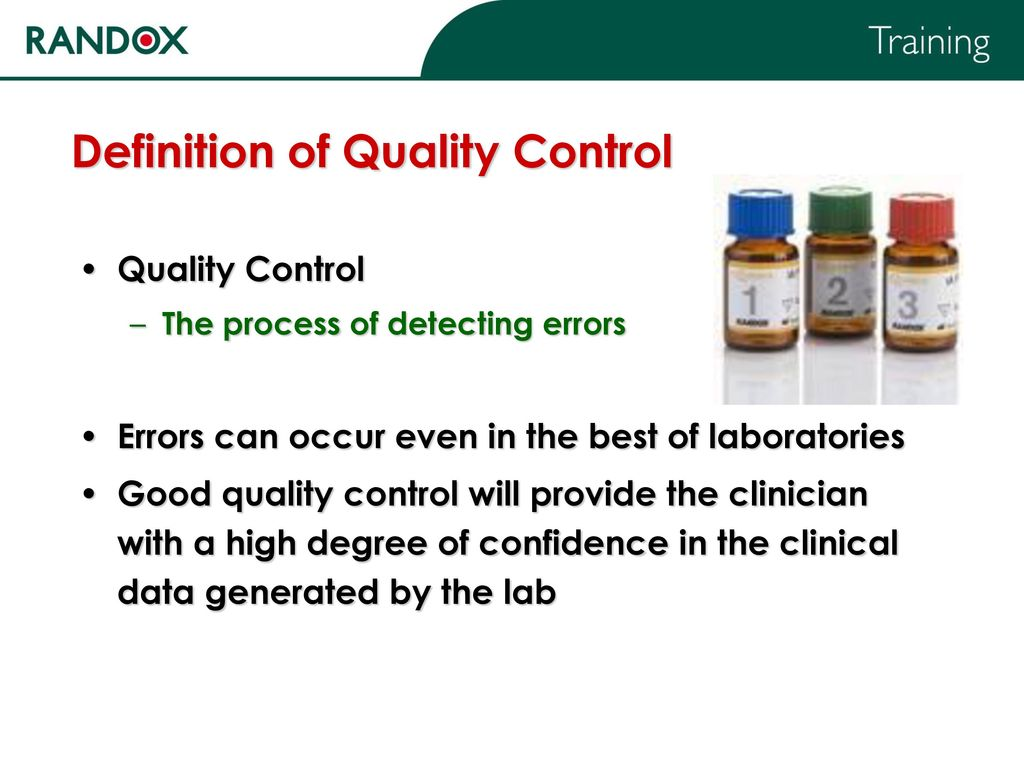 laboratory quality control prof.dr.moaed e.algazally - ppt download