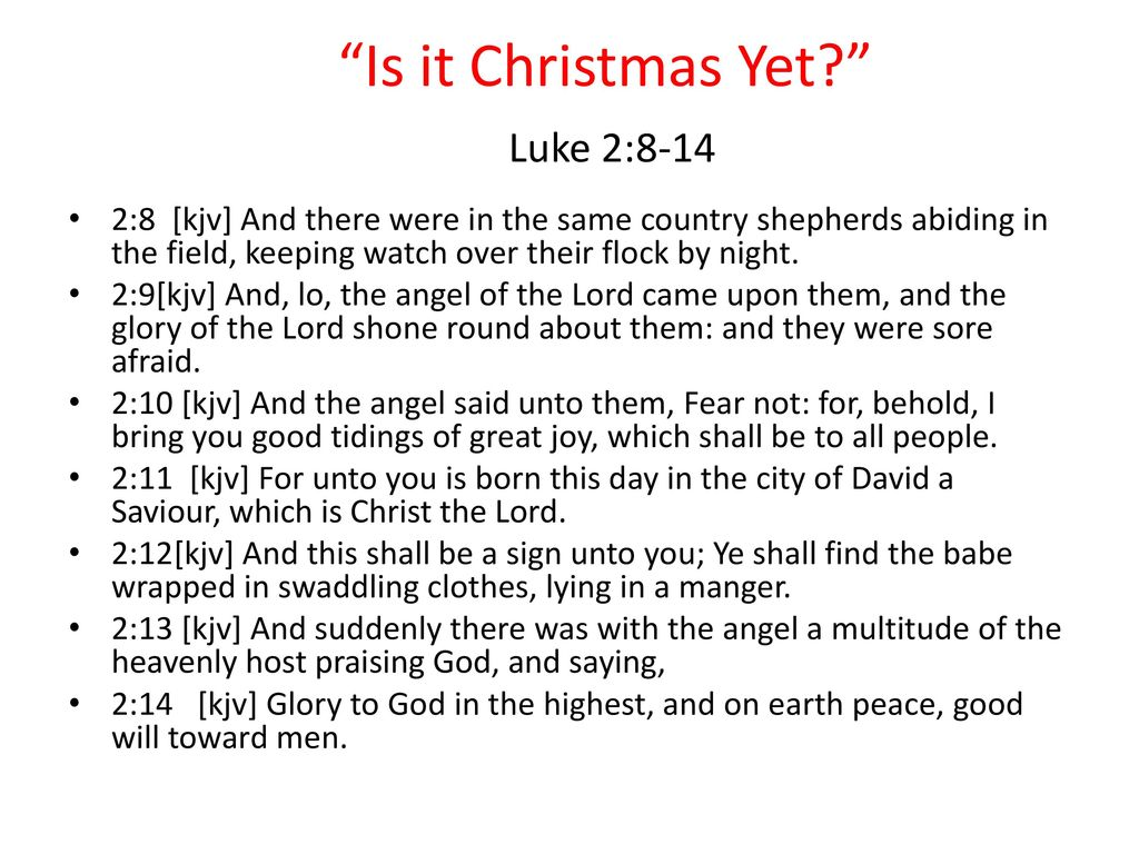 "What time is Christmas?"" Galatians 4: ppt download"
