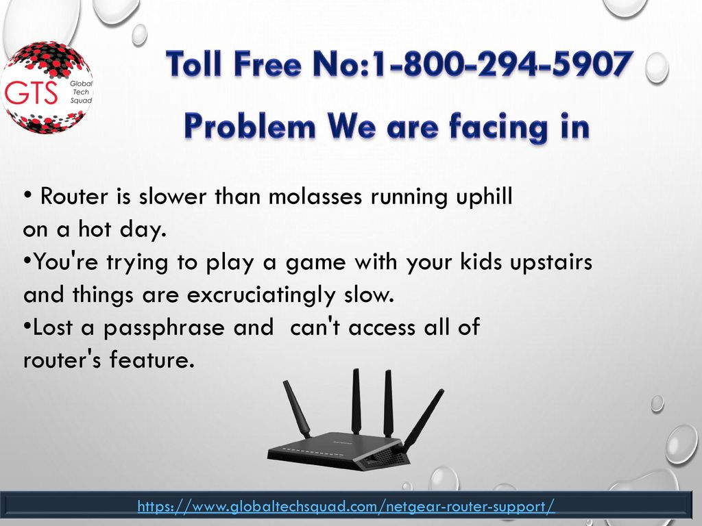 Support For Netgear Router - ppt download