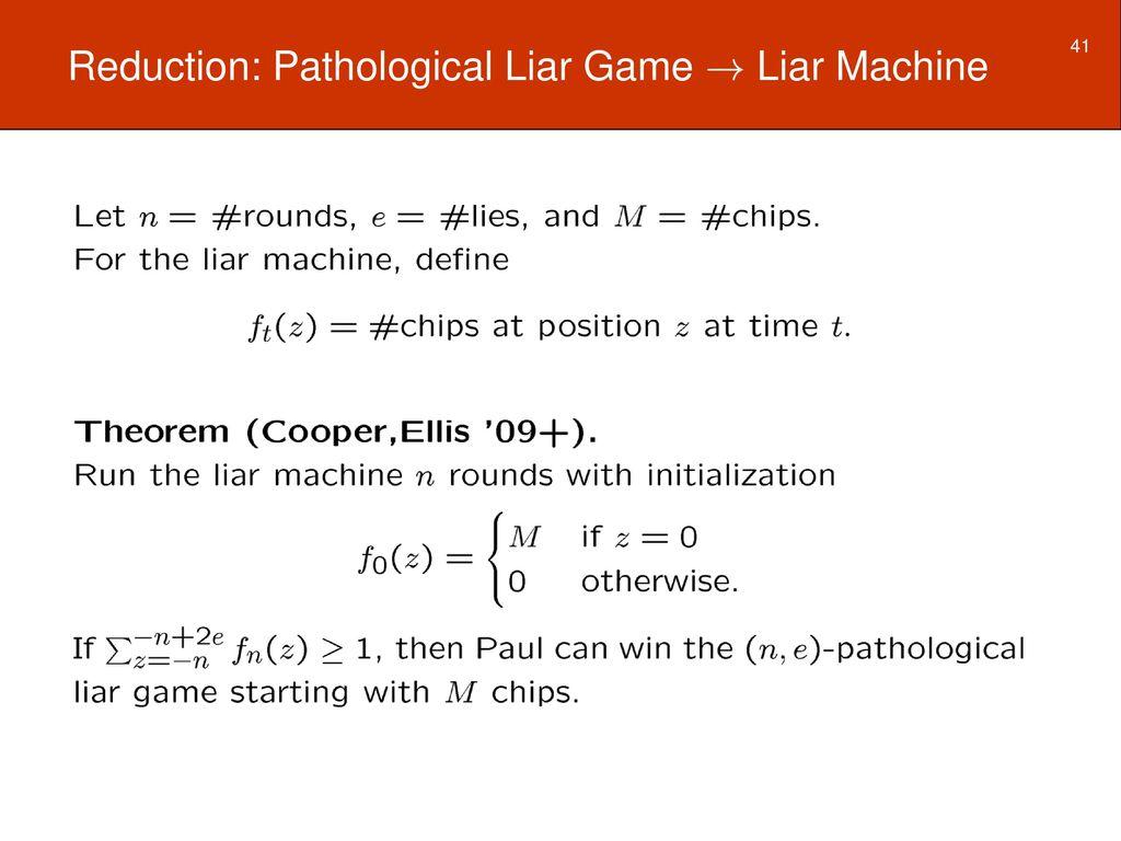 perpetual liar definition