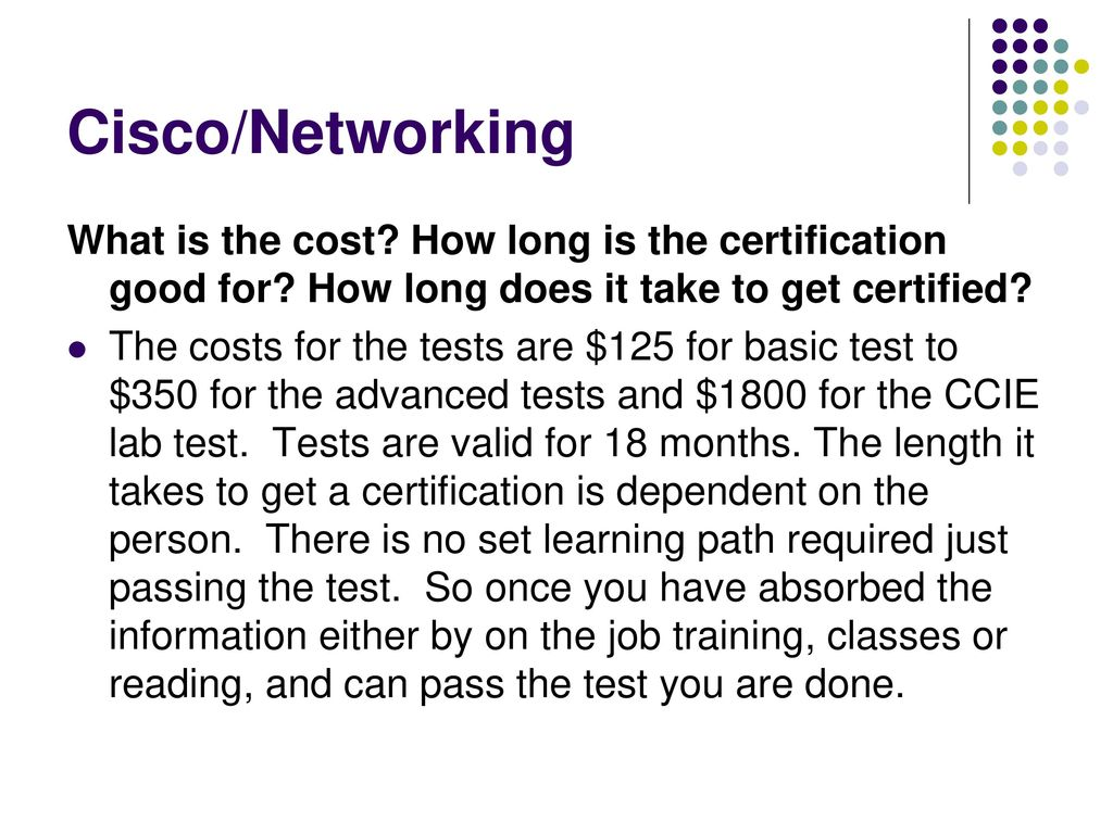 Association For Women In Computing It Certifications That Matter