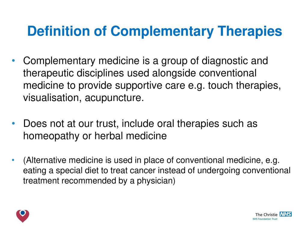 complementary health & wellbeing service - ppt download