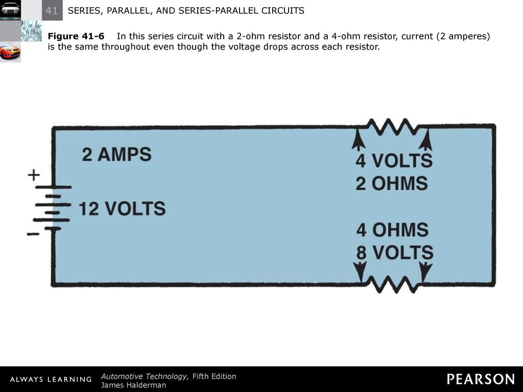 Series Parallel And Circuits Ppt Download Voltage Drop In A Circuit 8 Figure This