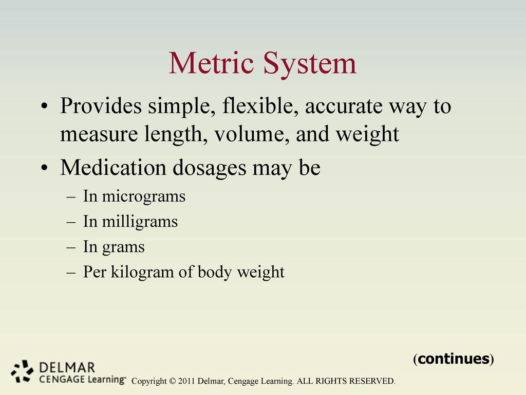 unit 4 the metric system. - ppt download