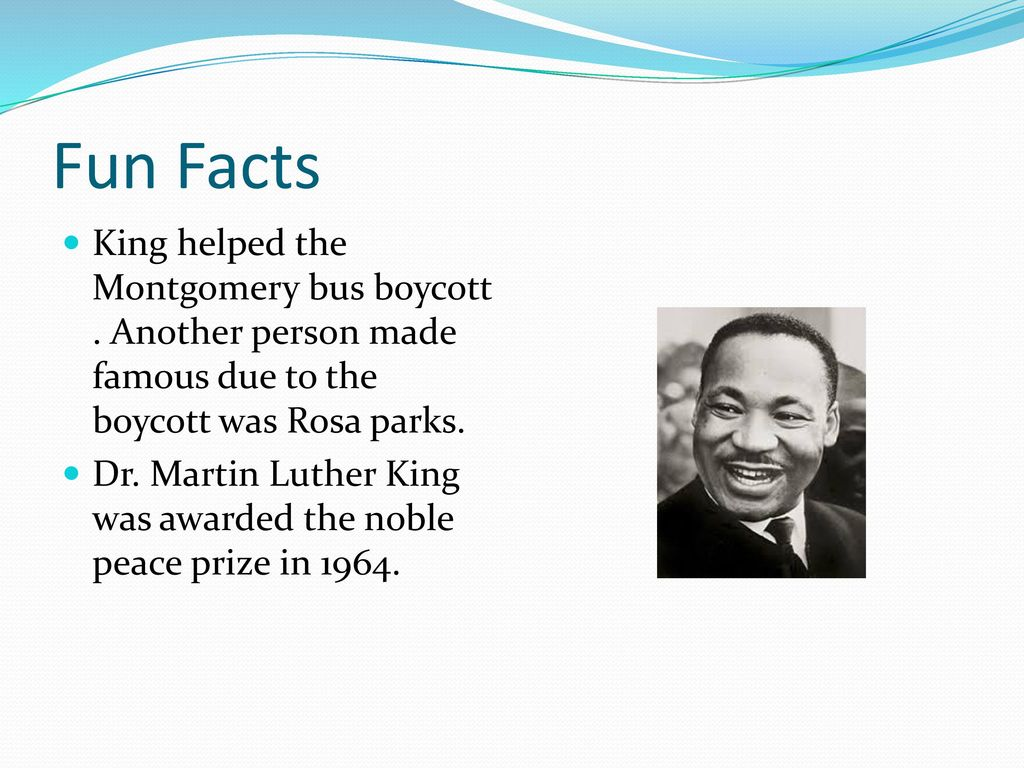 Biography Of Martin Luther King Jr Ppt Download