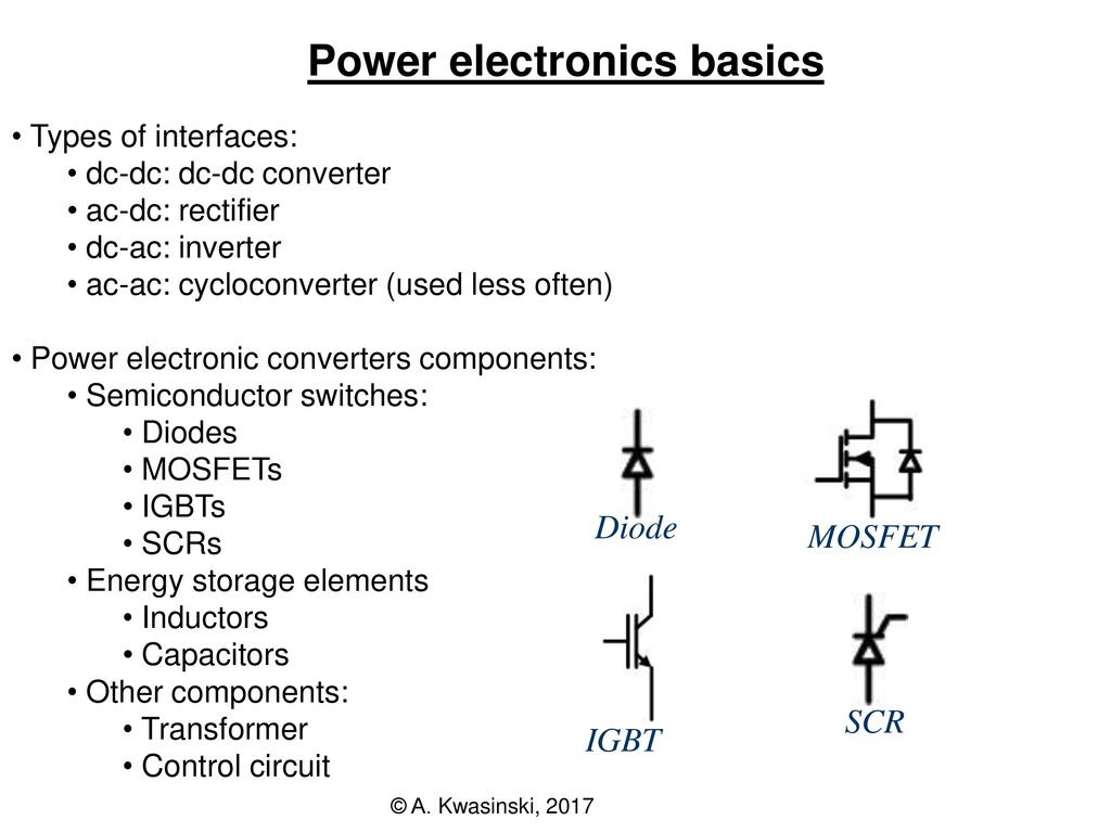 Power Electronics Conversion 2 - ppt download