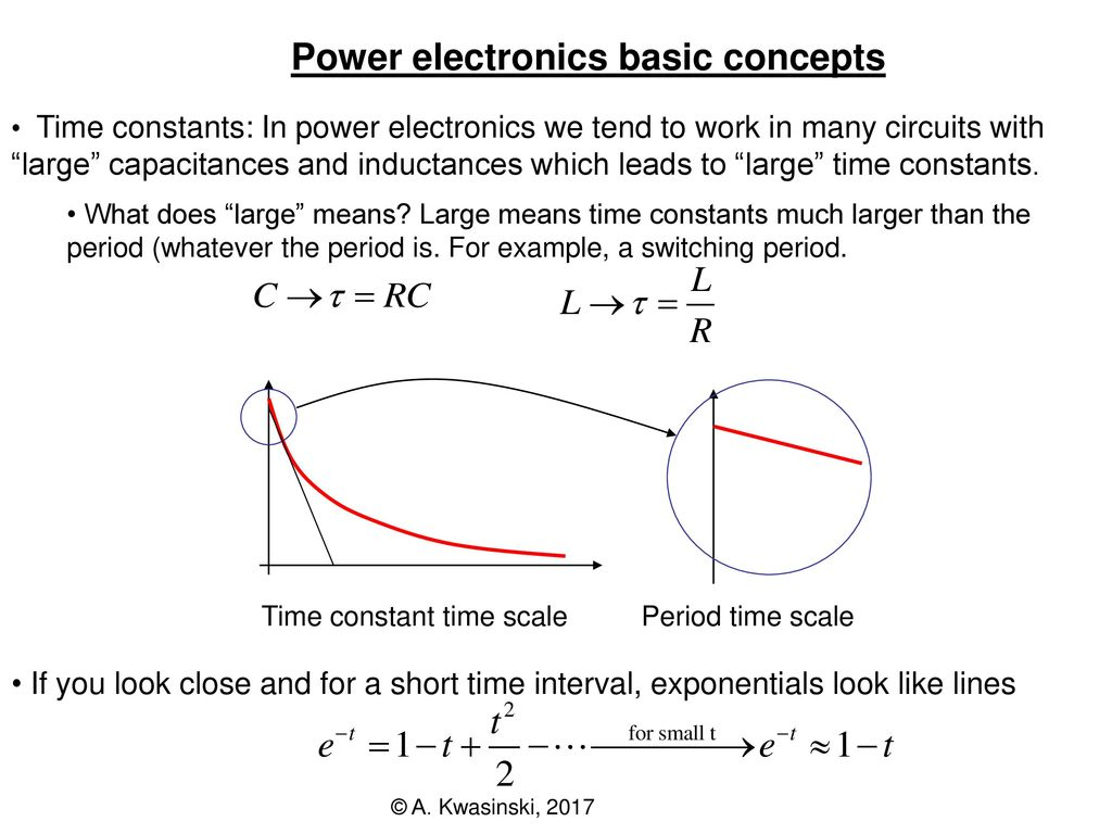 Power Electronics Conversion 2 Ppt Download Simple Circuits Basic Concepts