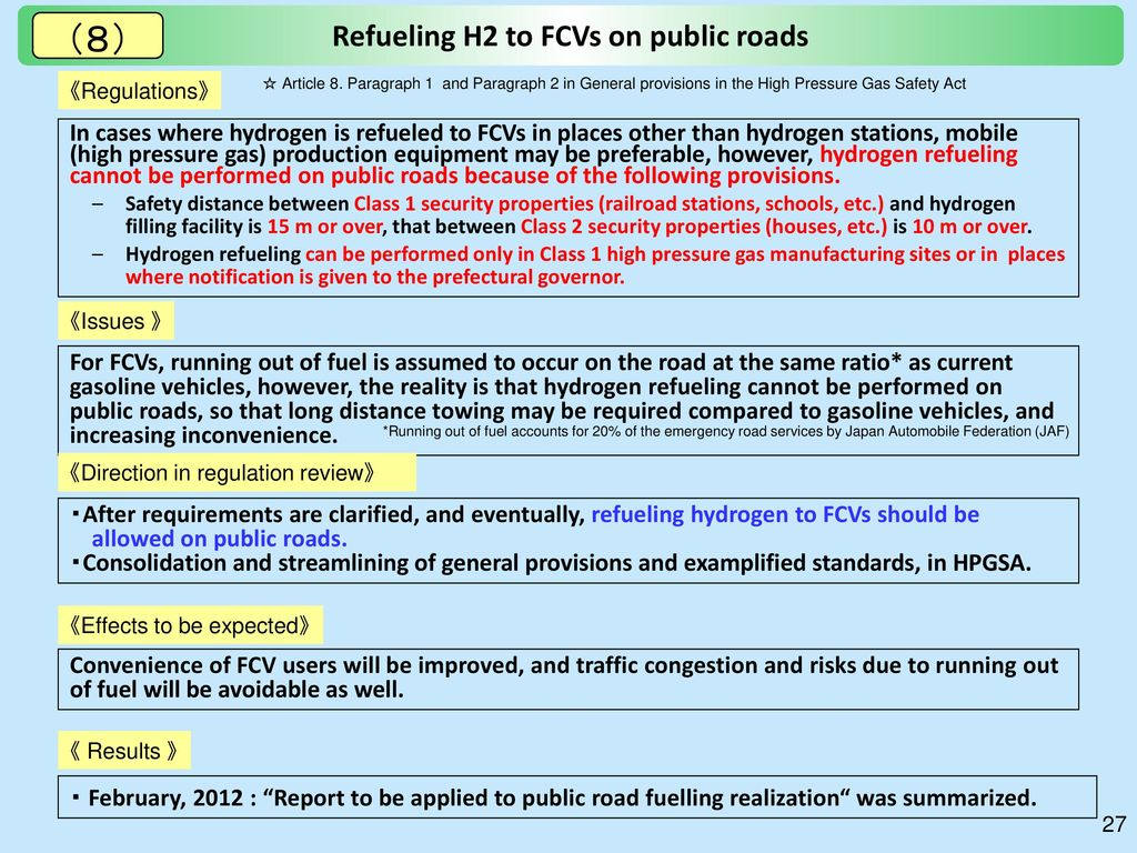 Update on Regulation Review - ppt download