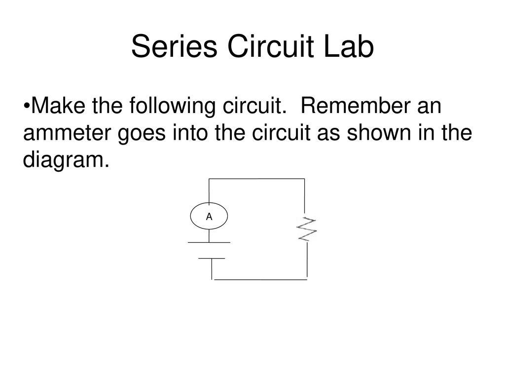 Series And Parallel Circuits Ppt Download Circuitlab Resistors In 10 Circuit Lab