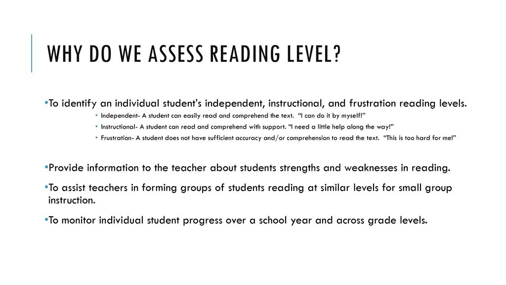 A Parents Guide To Guided Reading Ppt Download