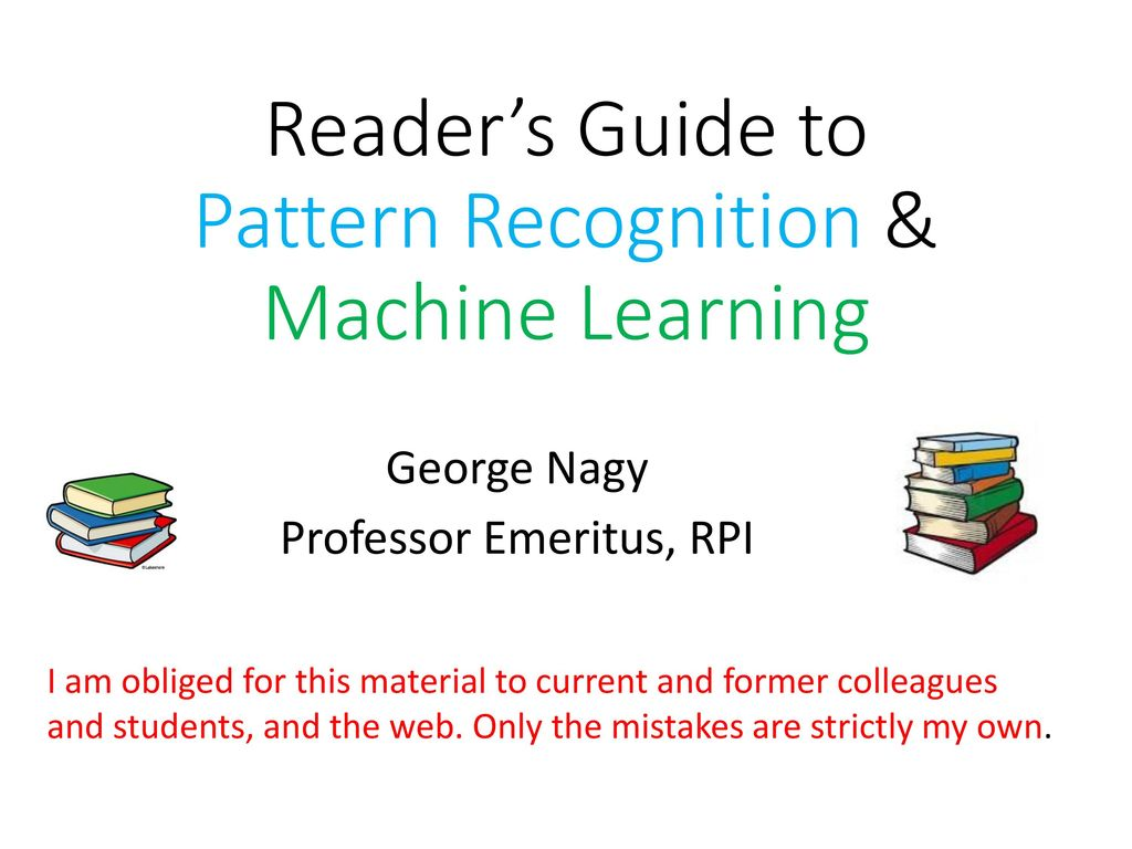 Pattern Recognition And Machine Learning Custom Decorating Design