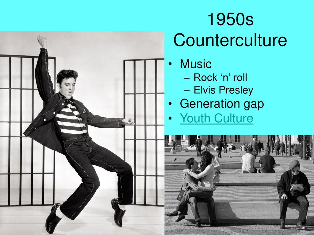 youth culture 1950s