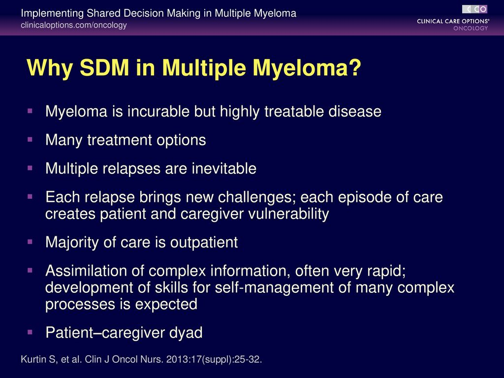 Multiple Myeloma: A Guide for Caregivers picture