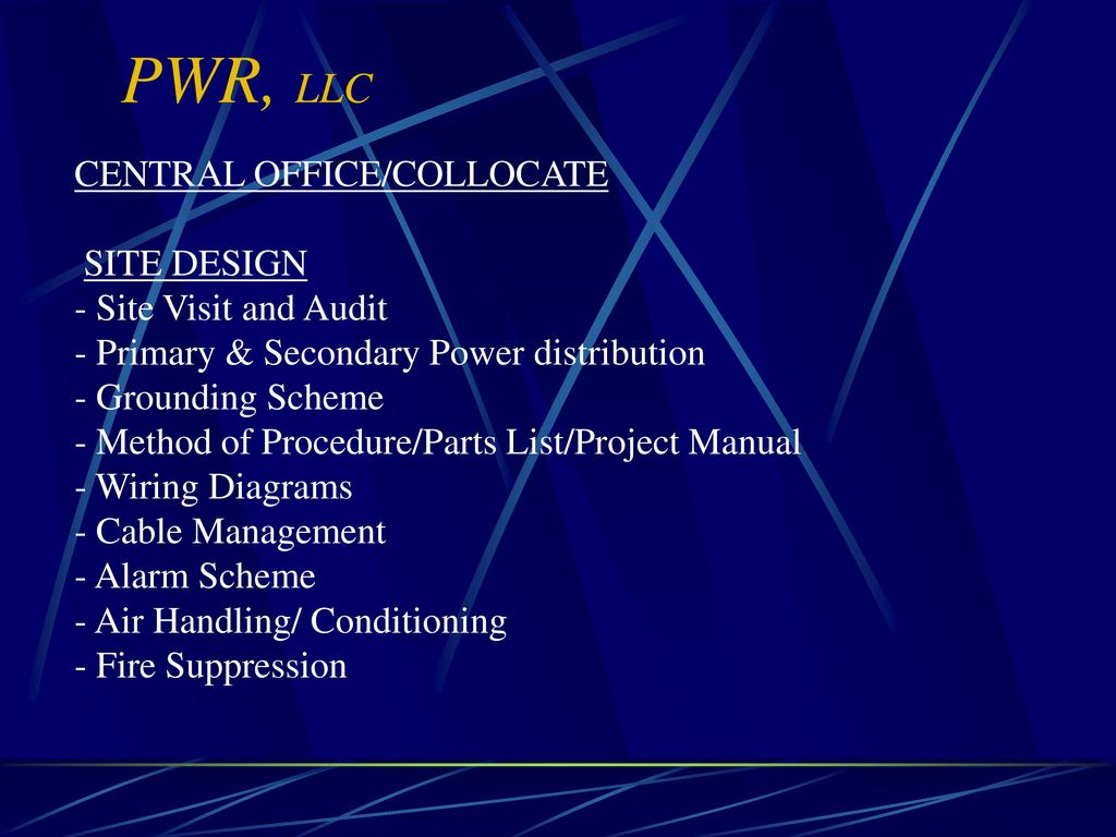 1st Choice For Ac Dc Emergency Backup Power Ppt Download Fire Suppression Wiring Diagram 11 Pwr