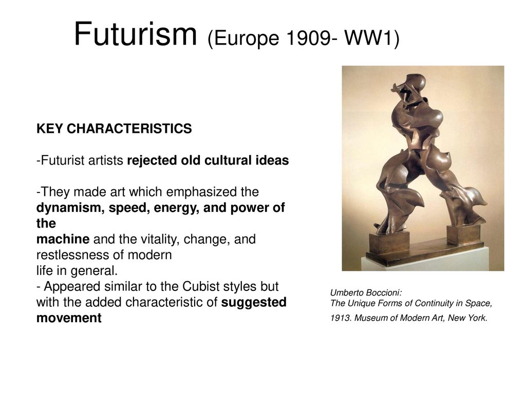 Introduction To Modernism Ppt Download