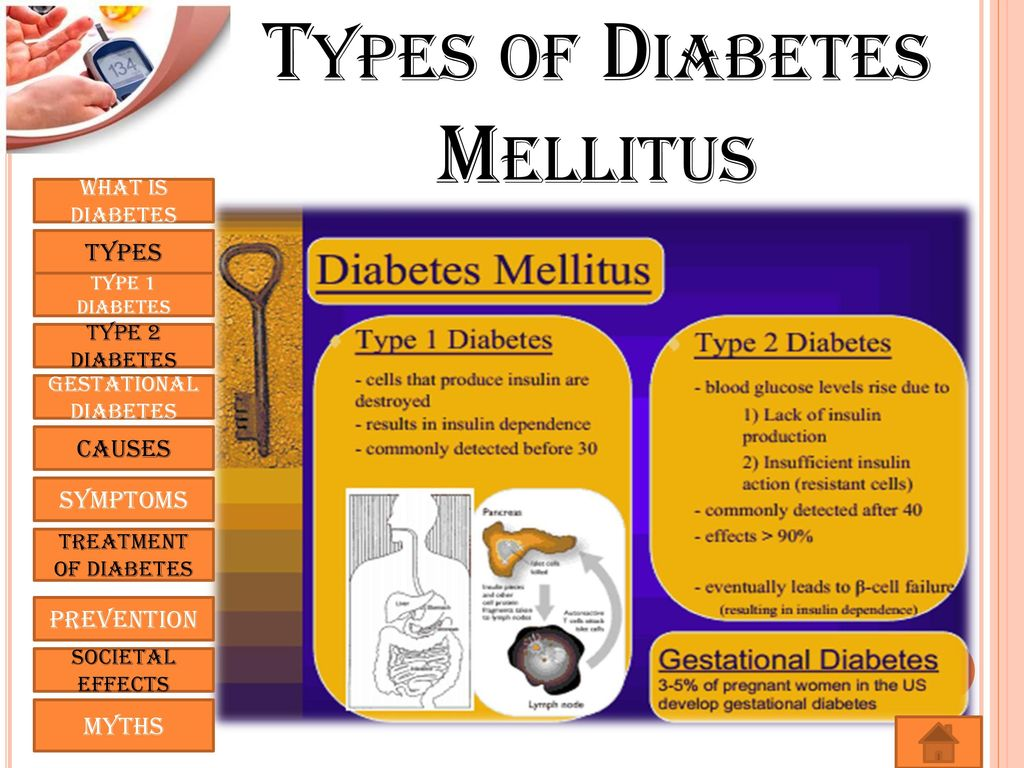 causes symptoms and treatment of diabetes Diabetes information including symptoms, diagnosis, treatment, causes, videos, forums, and local community support.