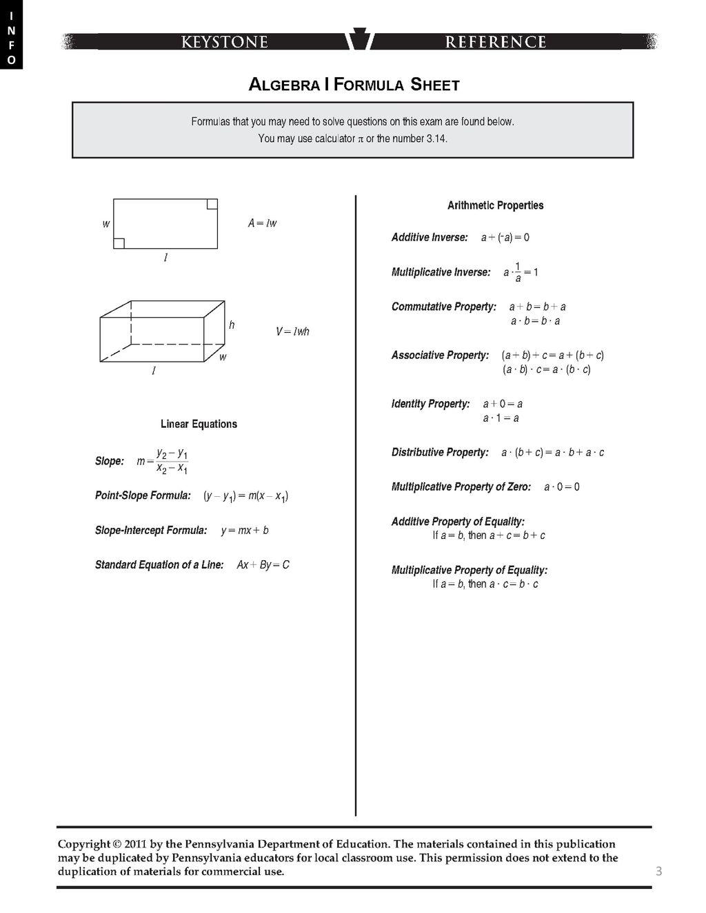 Workbooks practice workbook 3a 8 : Keystone Algebra I Practice Workbook - ppt download