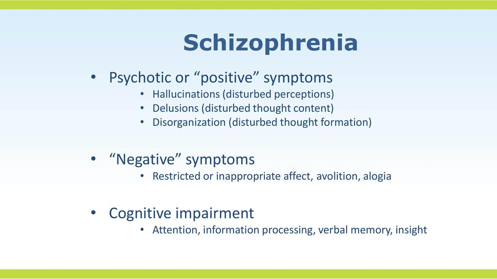 Early Psychosis New Approaches To Treatment For Early Stages Of