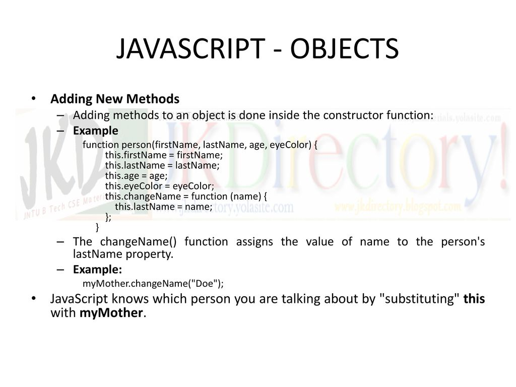 JAVA SCRIPT ANIMATIONS - ppt download