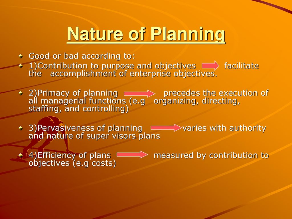 nature and purpose of staffing