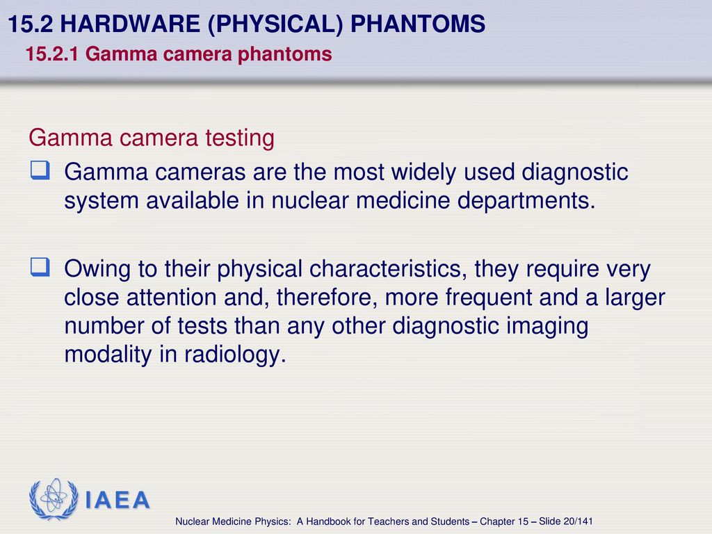 Chapter 15: Devices for evaluating imaging systems - ppt