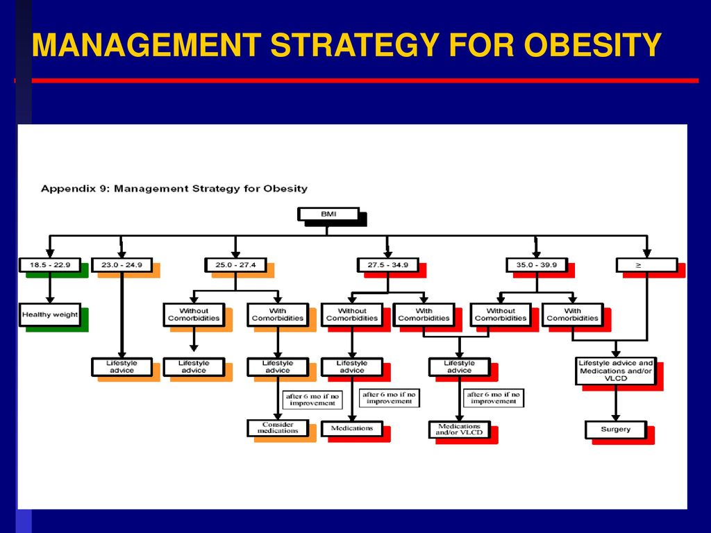 Management Of Obesity In The Clinic Ppt Download