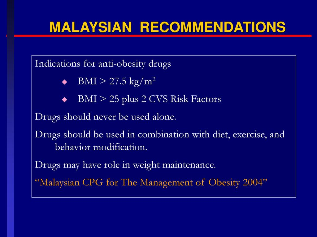 MANAGEMENT OF OBESITY IN THE CLINIC - ppt download