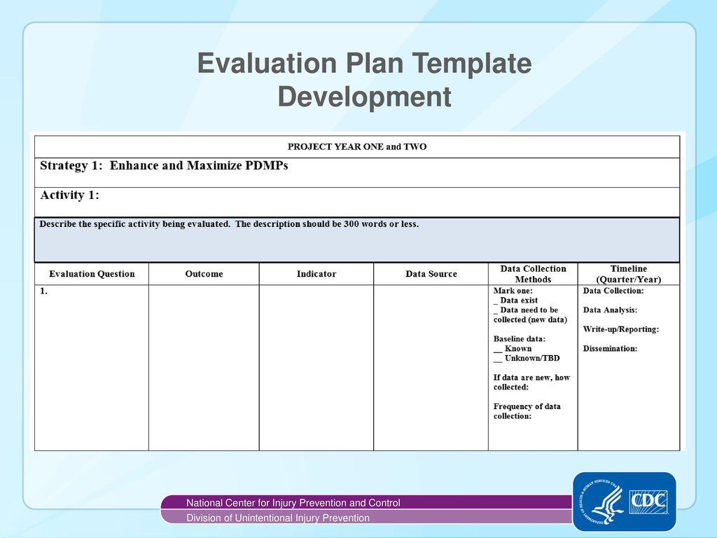 Building Evaluation Capacity for Prescription Opioid Overdose ...
