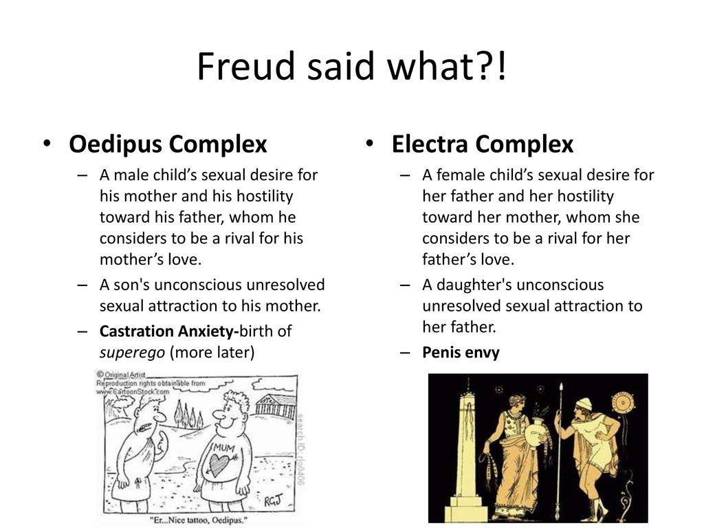 How sigmund freud viewed women
